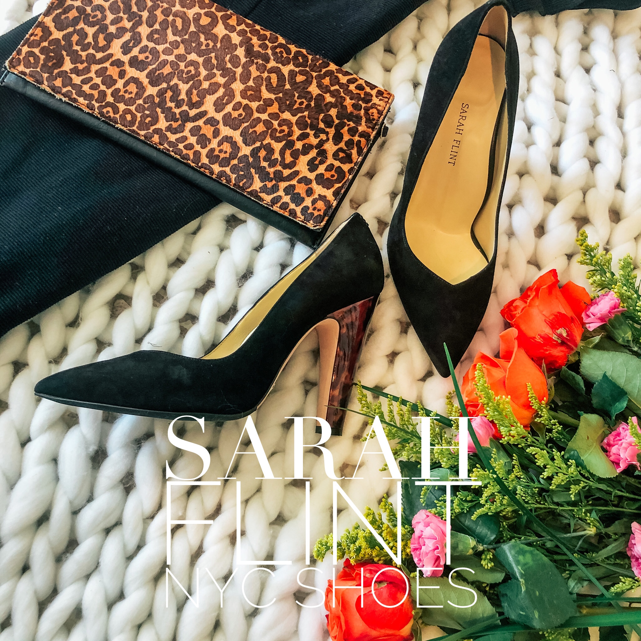 Sarah Flint Shoes | Comfortable Luxury