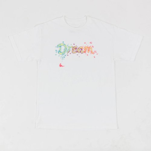 """Dream BIG"" Tee White"