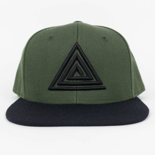 OG Triangle SB Olive/Black