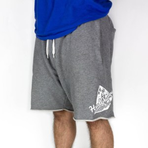 Logo Sweat Shorts Grey