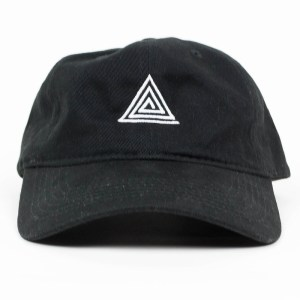 OG Triangle Dad Hat Black