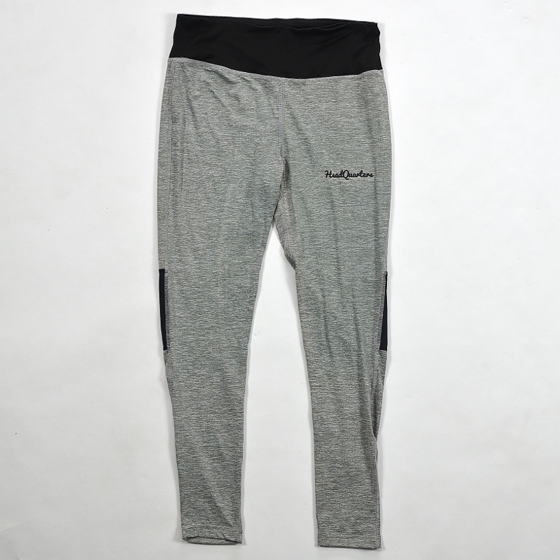 WMNS HeadQuarters Leggings Grey/Black