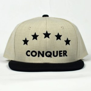 Conquer SB Natural Heather/Black