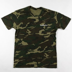 HeadQuarters Camo Tee