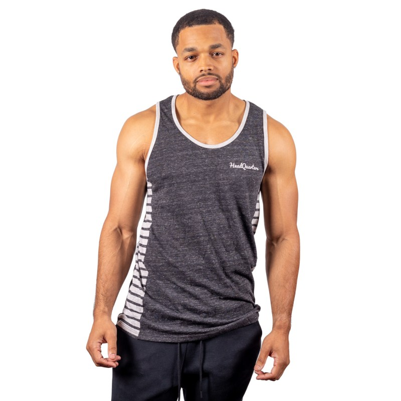 HeadQuarters Side Panel Tank Black
