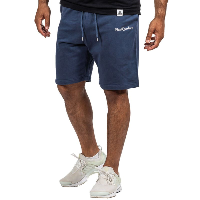 HeadQuarters French Terry Shorts Harbor Blue