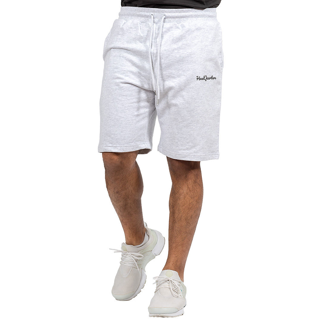 HeadQuarters French Terry Shorts Harbor Grey
