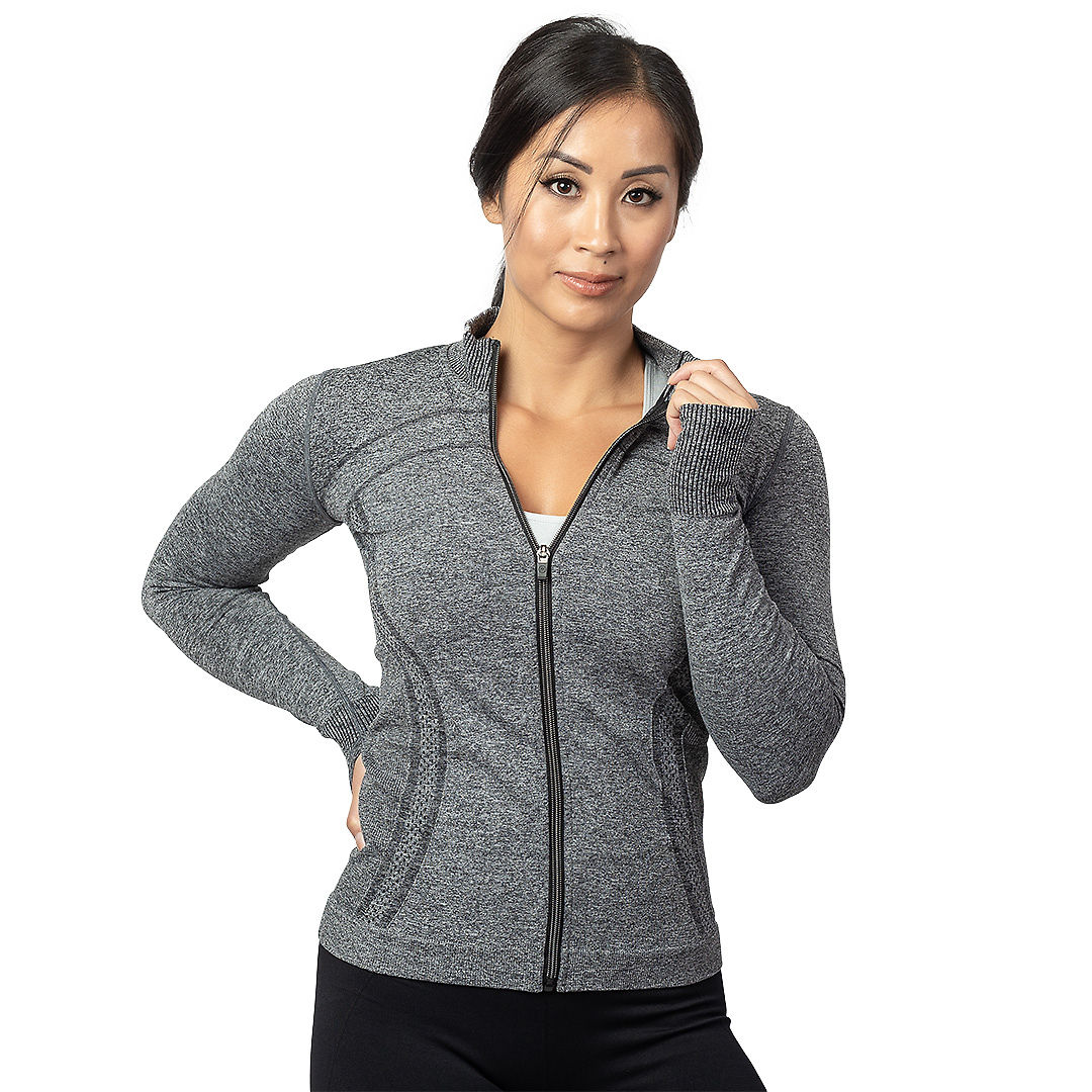 HeadQuarters Sports Jacket Grey