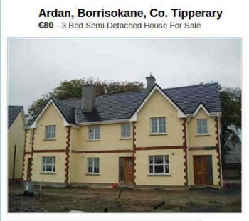 €80 house