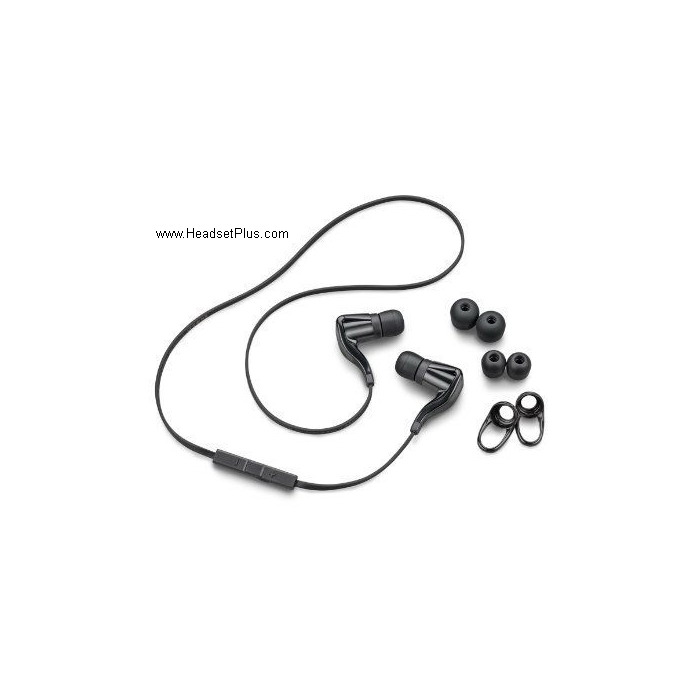 Plantronics Backbeat GO 2 + Case Bluetooth Wireless
