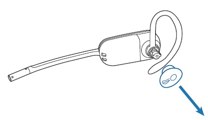 Plantronics CS540 Wireless Headset Troubleshooting and