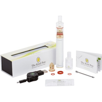 The Kind Pen White Vape Kit