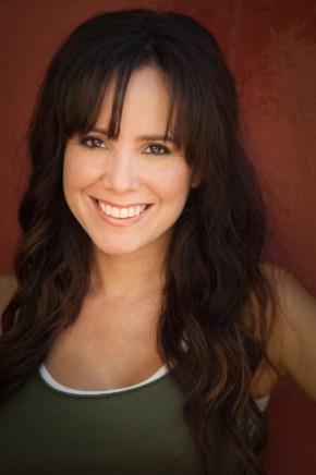 Actress Sara Castro Professional headshot by headshot photographer Gilad Koriski