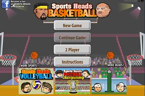 Sports Heads Basketball Championship Unblocked Head