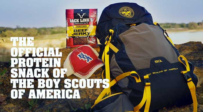 Scoutin-With-Sasquatch