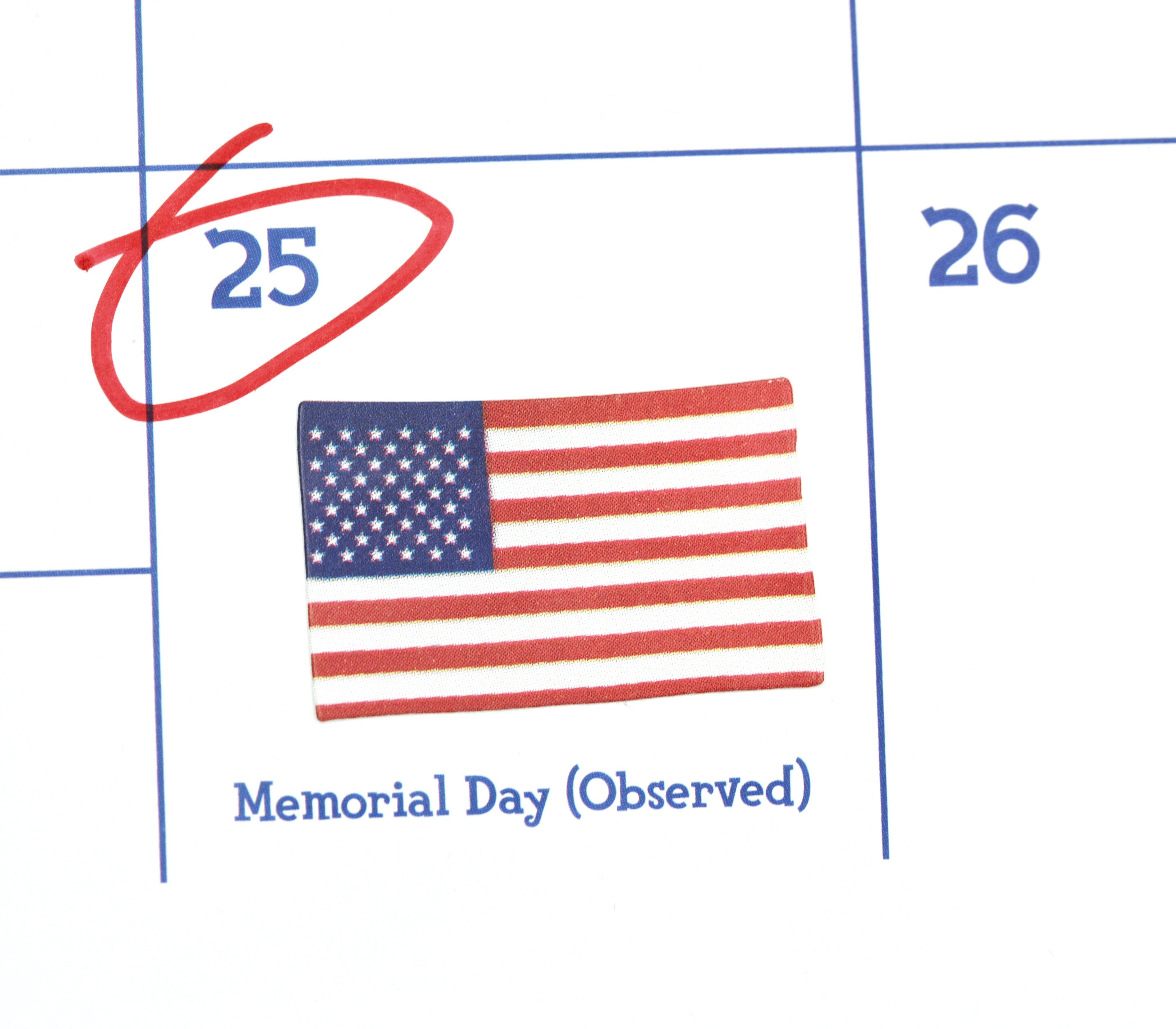5 Facts You May Not Know About Memorial Day