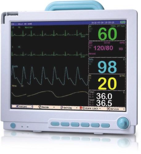 Medical-Equipment-ECG-Monitor