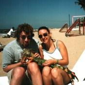 Age 26 - Shea and I in Mazatlan