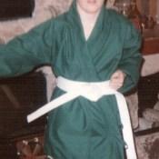 Age 9 - The Karate Kid