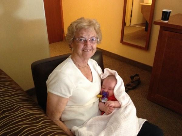 Aunt Luella