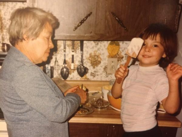 Shea and Grandma