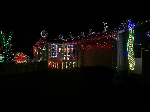 Sangster Christmas Lights
