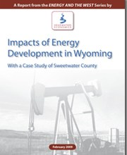 Energy Development Impacts in Wyoming cover