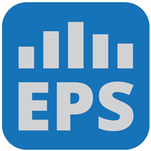 EPS logo for newsletter