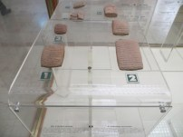 Contracts in clay, 19th century BC, all the law there was back then,