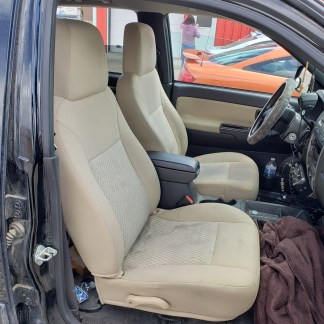 2004 - 2012 GMC Canyon Buckets with Integral Headrests Seat Covers