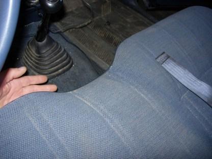 1981-1994 Toyota Pickup 2WD Bench