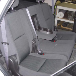2007 - 2014 GMC Yukon Middle Row 60/40 Seat Covers