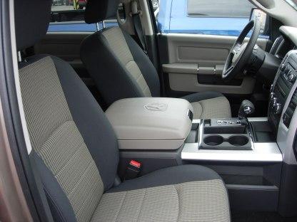 2009 - 2012 RAM Cloth Bucket Seat Covers