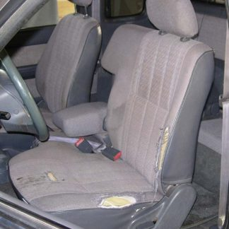 1995 2000 Tacoma Access Cab Rear Headwaters Seat Covers