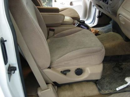 1997 - 1998 Ford F-150 Bucket Seat Covers