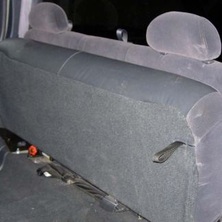 1999 - 2002 Chevy/GMC Extended Cab Rear Bench Seat Covers