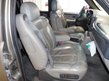 2000 - 2002 Chevy Suburban Bucket Seat Covers