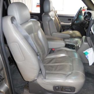 2000 - 2002 Chevy Tahoe Bucket Seat Covers