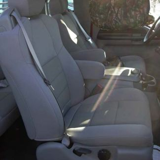 2001 - 2007 Ford F-250-450 Super Cab XLT Buckets with Integral Seat Belt Seat Covers