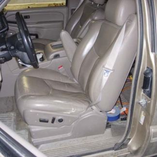 2003 - 2007 Chevy Avalanche Bucket Seat Covers