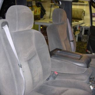 2003 - 2007 Chevy Tahoe 40/20/40 with Opening Console Seat Covers