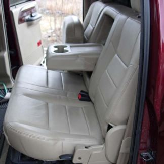 2004 - 2007 Ford F-250-550 Super Crew XLT 60/40 Seat Covers