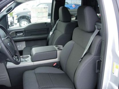 2004 - 2008 Ford F-150 Bucket Seats with Integral Seat Belt Seat Covers