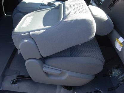 2007 - 2013 Tundra 40/20/40 with Fold Flat Passenger Backrest Seat Covers