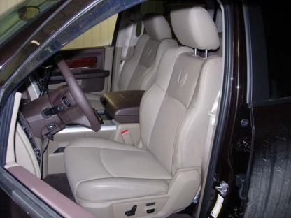 2013 - 2021 RAM Leather Bucket Seat Covers