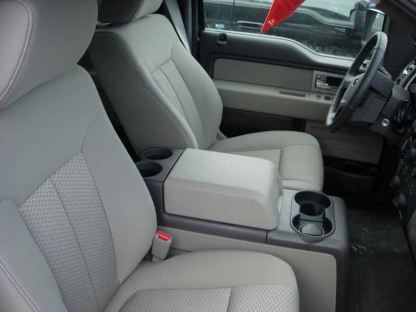 2011 - 2014 Ford F-150 Buckets with Steering Column Shifter Seat Covers