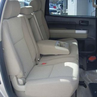 2007 - 2013 Tundra Crewmax Rear 60/40 Seat Covers