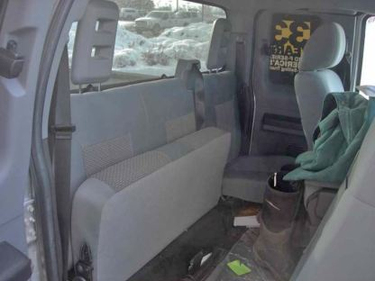 2011 - 2016 Ford F-250-550 Super Cab 40/60 Rear Seat Covers