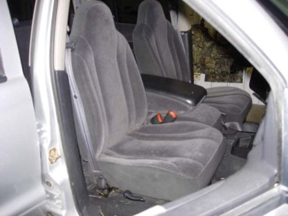 1999 - 2004 Dodge Dakota 40/20/40 with Opening Console Seat Covers