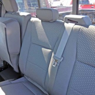 2017 - 2022 Ford F-250-550 Super Crew XLT & XL 60-40 Seat Covers